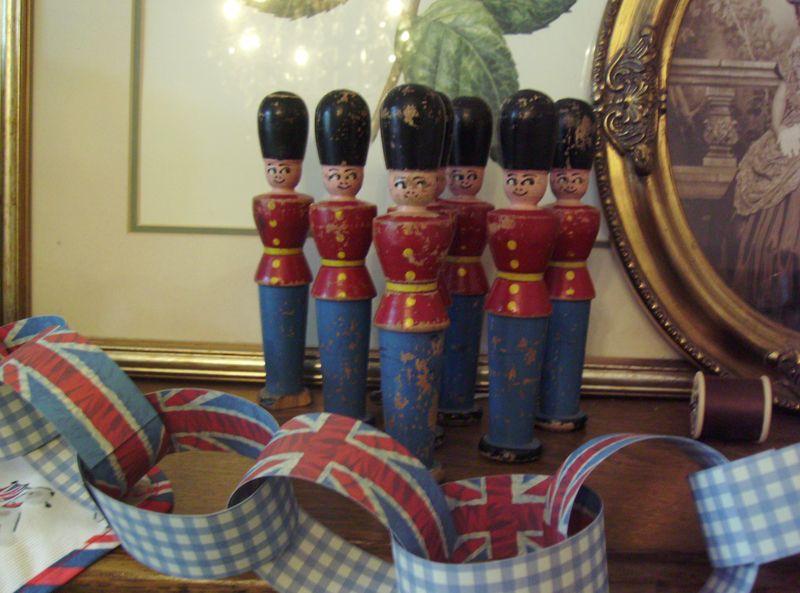 vintage skittle soldiers flourish aberdeen