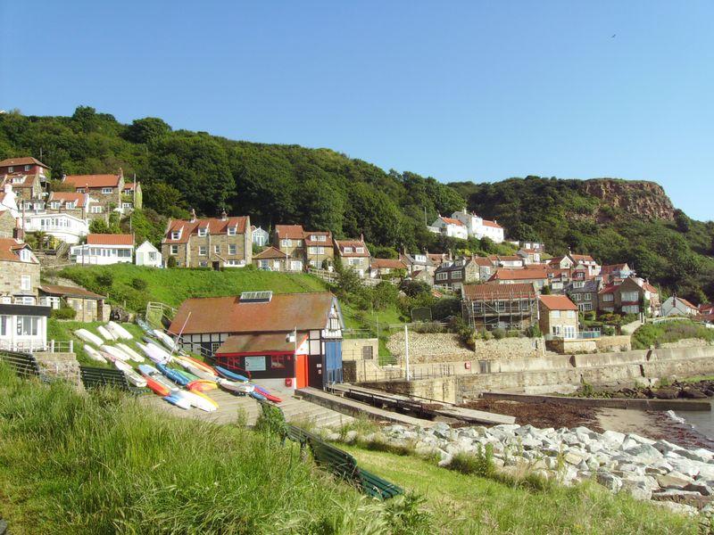 village of Runswick Bay