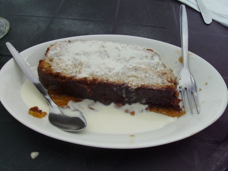 """Staithes """"Coble Cake"""""""